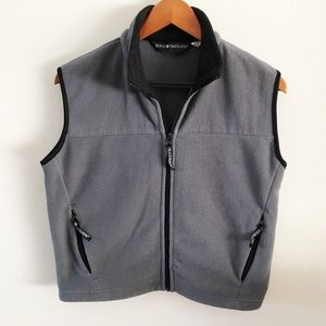 Black Diamond   Fleece Vest Medium